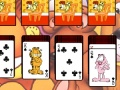 Game Garfield Solitaire. Play online