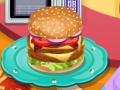 Game Burger. Play online