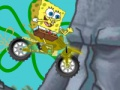 Game Bob belaki SquarePants X-Akuikultura Bike. Play online