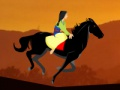 Game Mulan Horse Ride. Play online