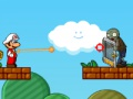 Game Mario: Shoot Zombie. Play online
