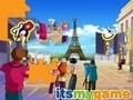 Game Totally Spies Parisen . Play online