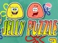 Game Spongebob Jelly Puzzle 3 . Play online