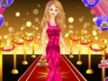 Game Barbie festa bat jantzita . Play online