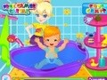 Game Polly Baby Umezaintza . Play online